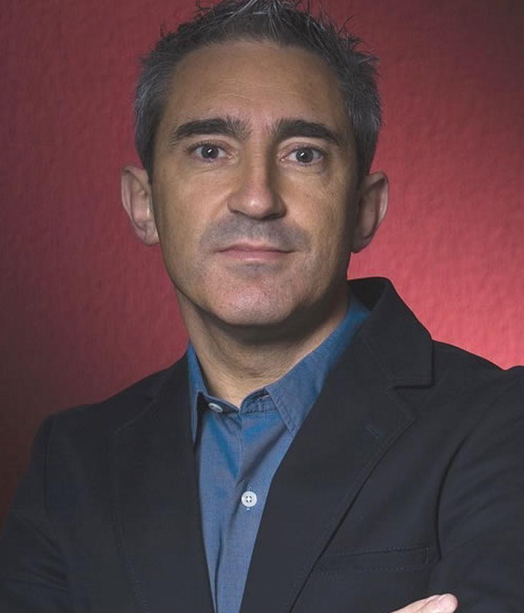 Jon Sistiaga, periodista de Cuatro