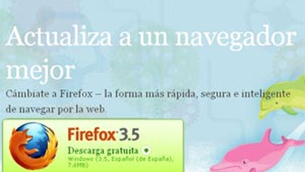 Ya está disponible Firefox 3.5.