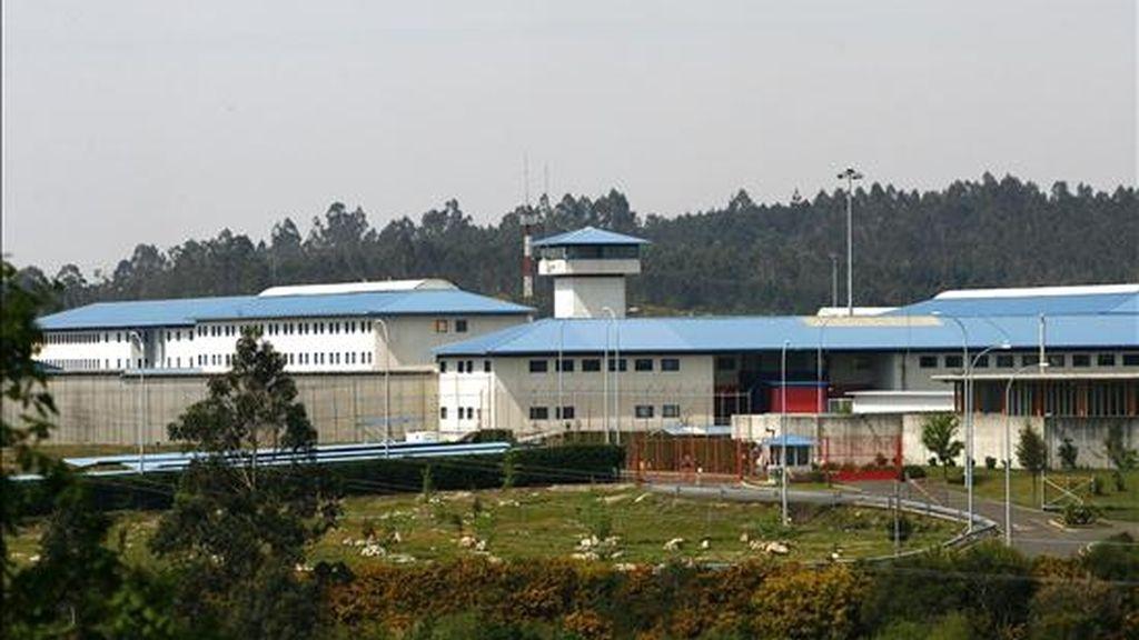 Vista del centro penitenciario de la localidad pontevedresa de A Lama. EFE/Archivo