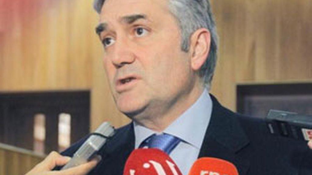 Imagen de archivo del ex consejero de Industria y diputado del BNG, Fernando Blanco. Foto: EFE.