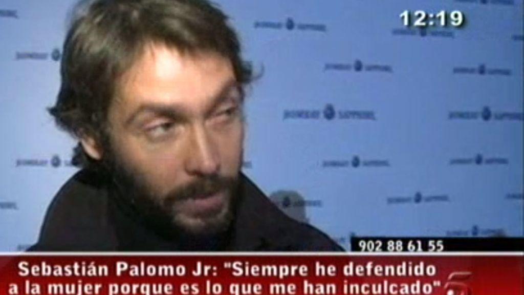 """Sebastián Palomo Danko responde a las críticas: """"A veces es mejor quedar como un egoista para eludir ciertas preguntas"""""""