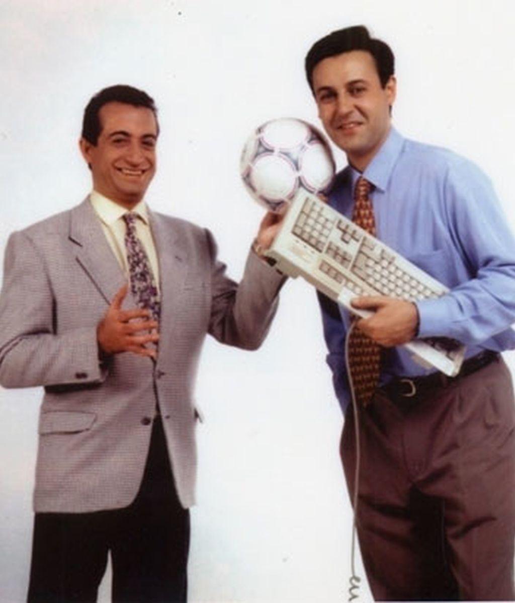 J. J Santos y Pepe Ribagorda