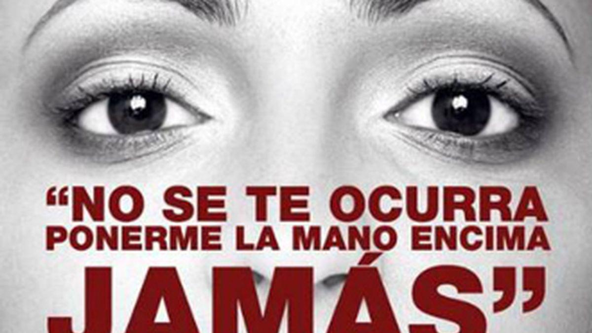 Cartel de la úlitma campaña del Gobierno contra la violencia machista.