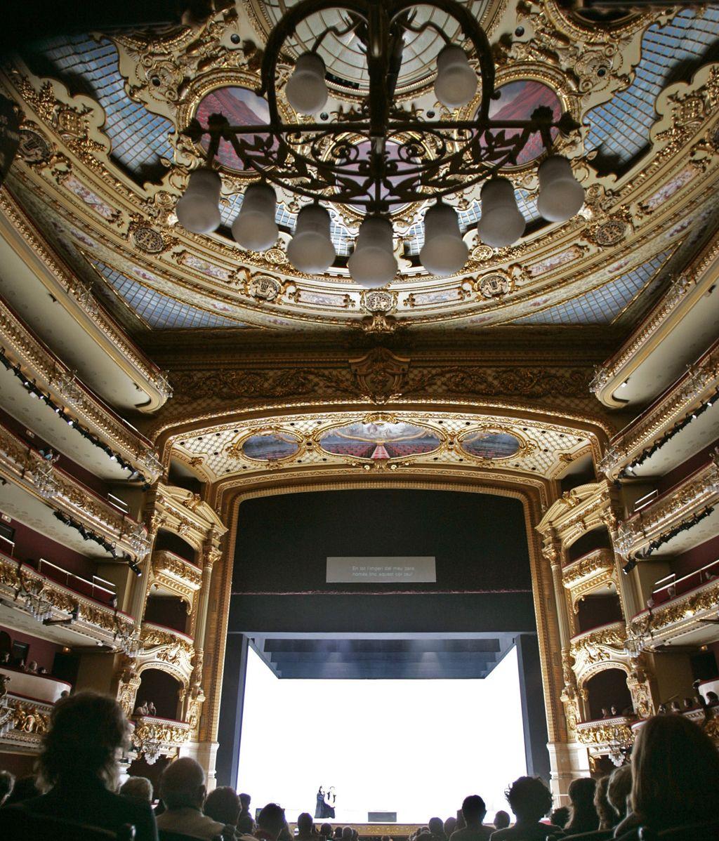 El Teatro del Liceo de Barcelona cerrará en marzo y junio y negocia un ERE temporal