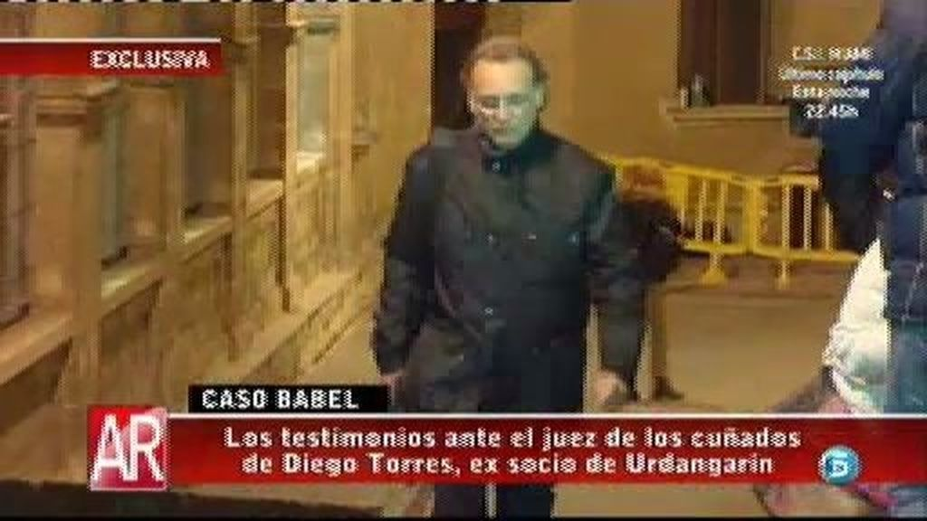 Marco Antonio Tejeiro desconocía si las facturas que contabilizaba del conglomerado de empresas de Urdangarín pertenecían a la realidad