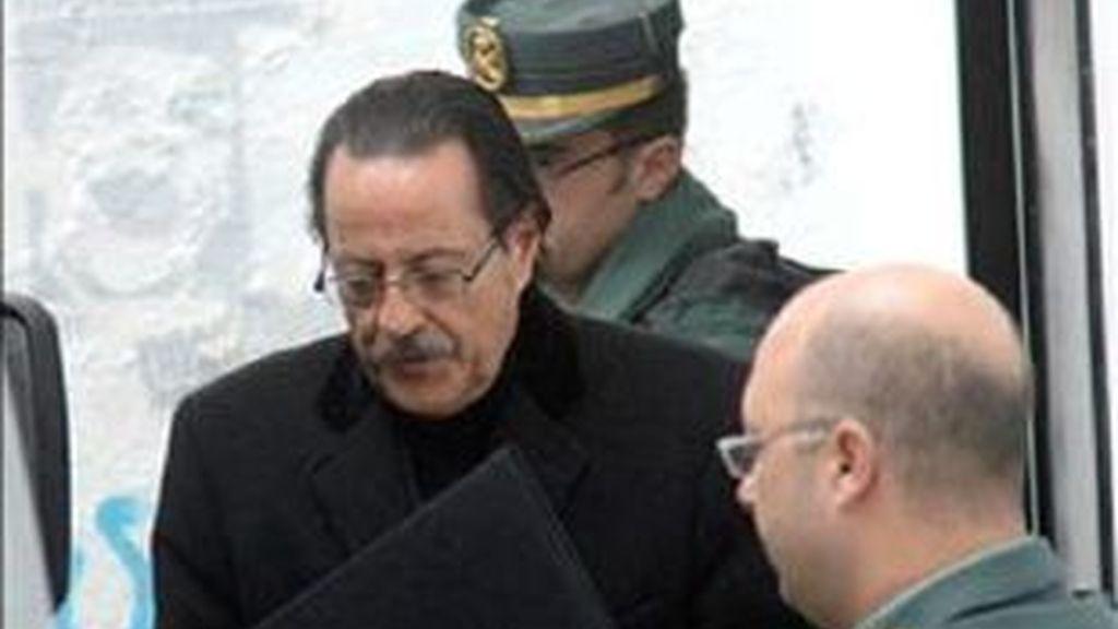 Imagen de archivo del ex alcalde de Marbella, Julián Muñoz. Foto: EFE