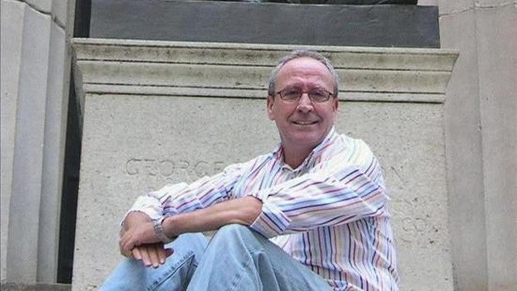 El escritor Rafael Ábalos. EFE/Archivo