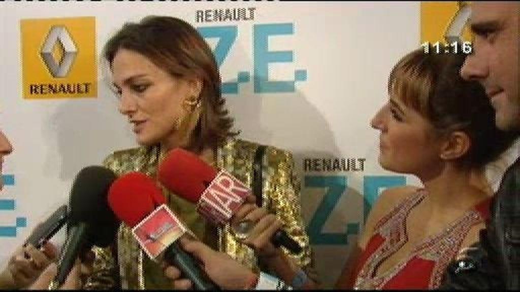 Laura Ponte no se pronuncia sobre la polémica Urdangarín