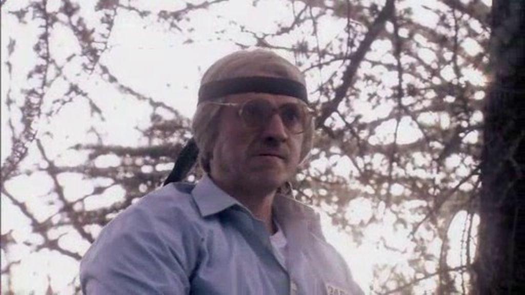 'La vieja del visillo' se escapa de la cárcel