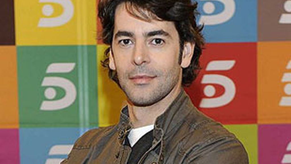 Eduardo Noriega, protagonista de 'Homicidios'.