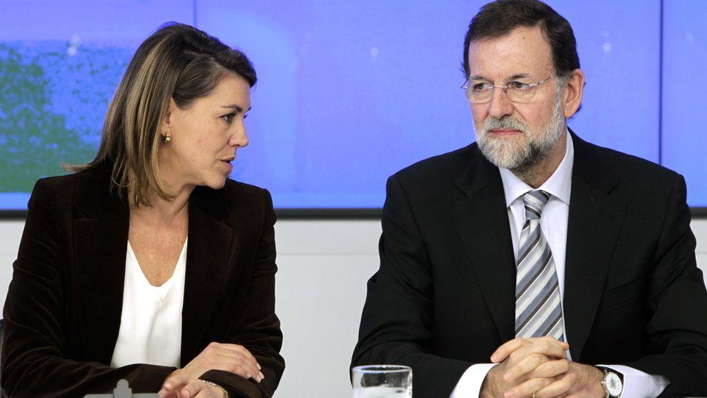 Rajoy se reúne con los presidentes automómicos del PP