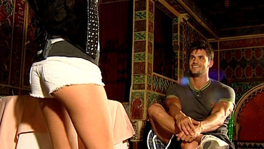 Oliver y Carmen (16/07/10)