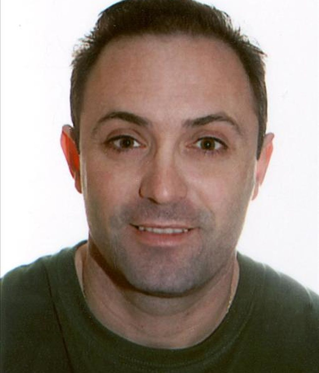 Retrato del periodista Rafael Peña, delegado de la Agencia Efe en Ceuta. EFE/Archivo