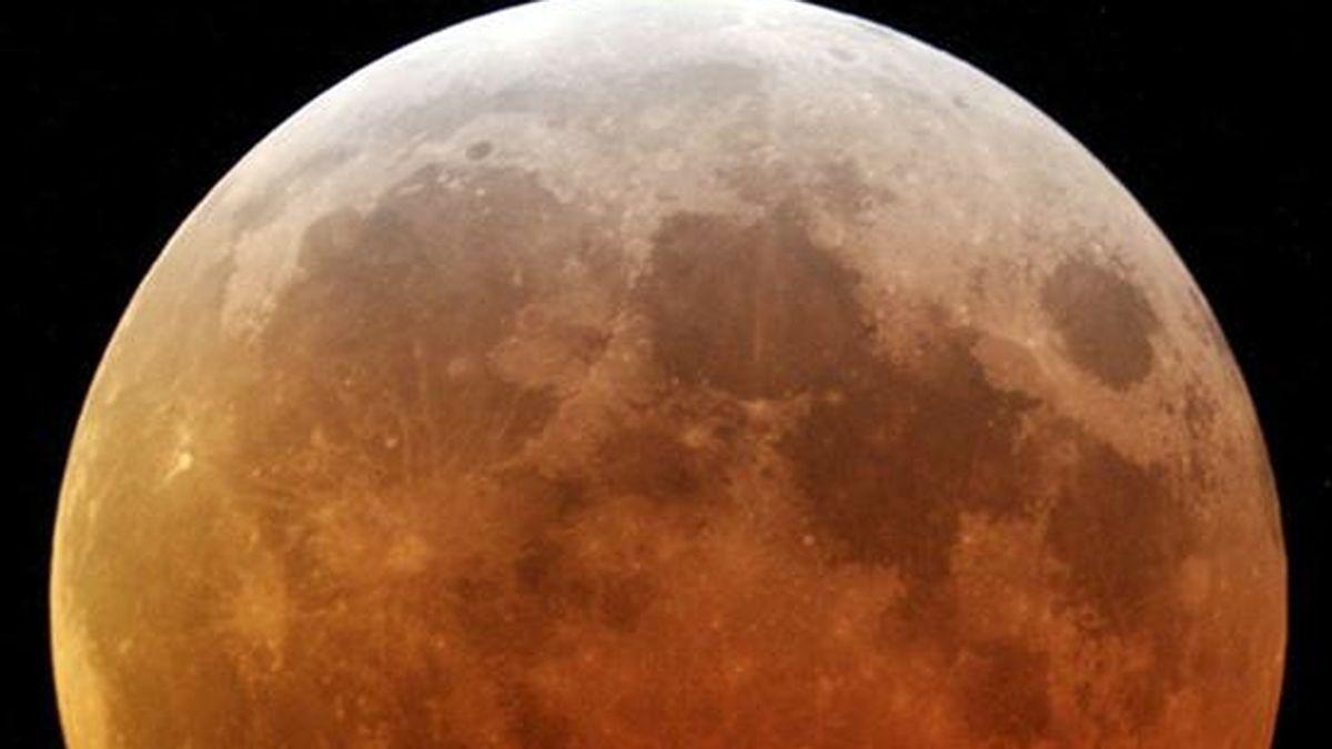 Vista de Marte, el planeta rojo. EFE/Archivo