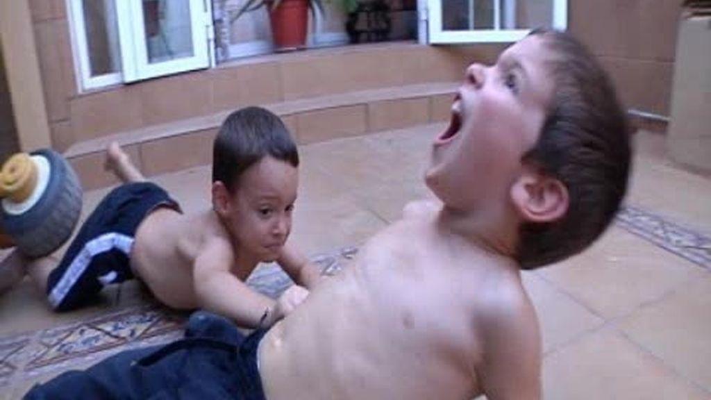 Promo Supernanny: ¡Dos enanos muy duros!