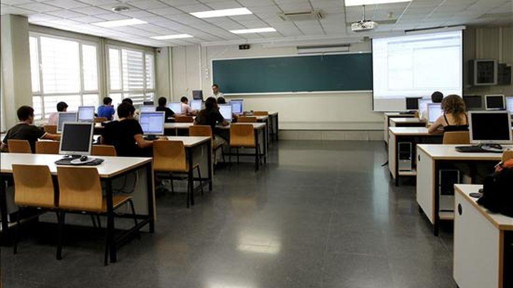 La Universidad Politécnica de Valencia (UPV). EFE/Archivo