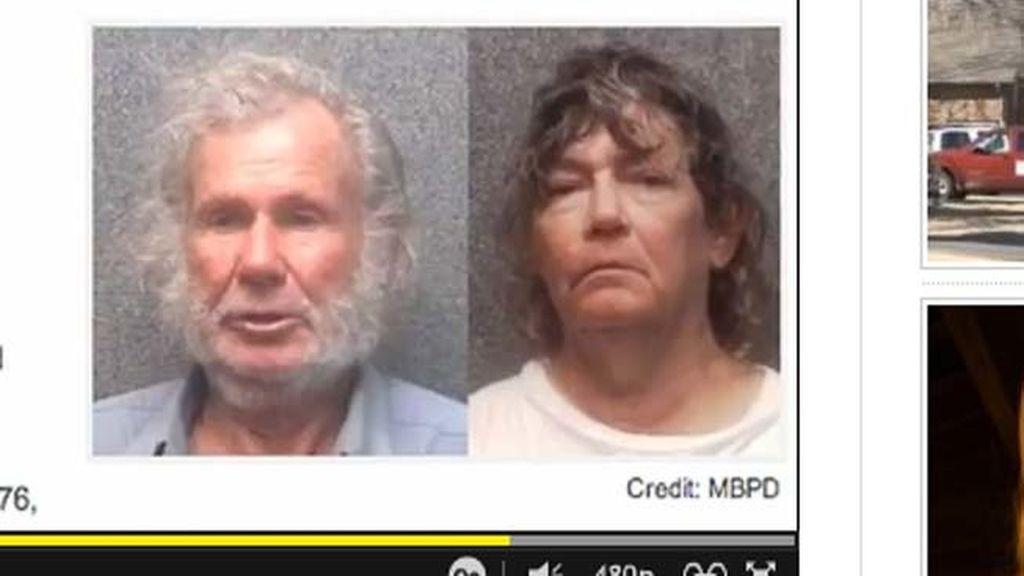 Una pareja de ancianos detenidos por practicar sexo en un parking público
