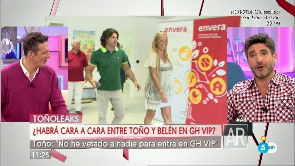 """Toño Sanchís: """"No entro a 'GH VIP' con ninguna estrategia, pero voy a jugar"""""""