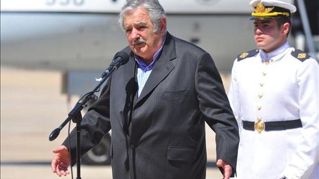 El presidente de Uruguay, José Mujica. EFE/Archivo