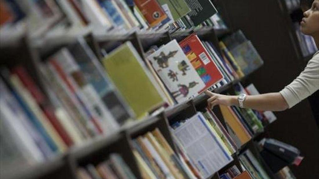 Algunos de los puntos de discusión se centran en el fortalecimiento de los sistemas de bibliotecas públicas y escolares, y en el incremento de la cantidad y calidad de los servicios de las mismas para convertirlas en sitios abiertos y al servicio de toda la población. EFE/Archivo