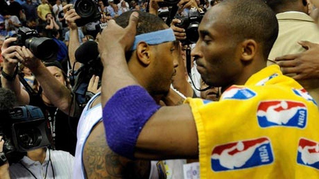 Lakers,partido,Pau,Rudy,Denver Nuggets