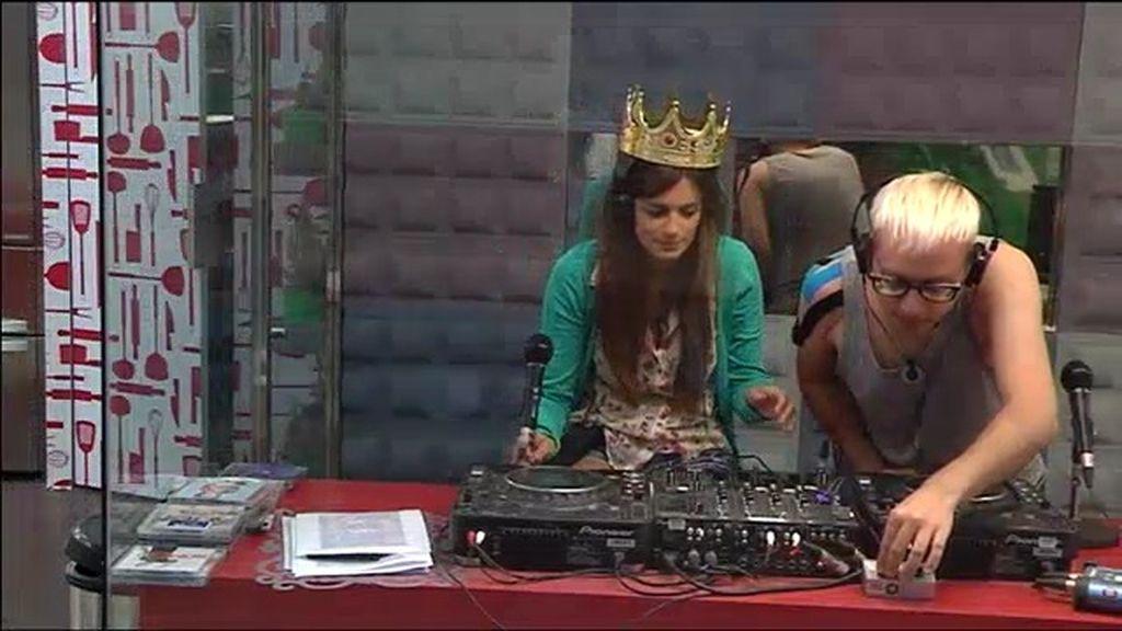 Susana, la reina de la radio