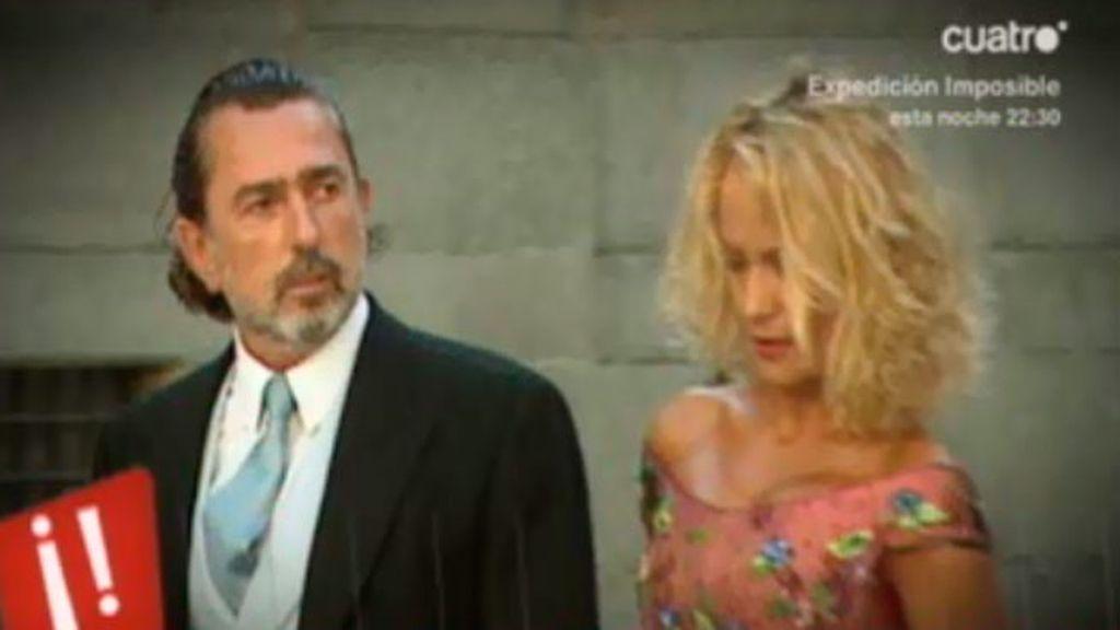 Los invitados de la boda de la hija de Aznar, ahora señalados por corrupción