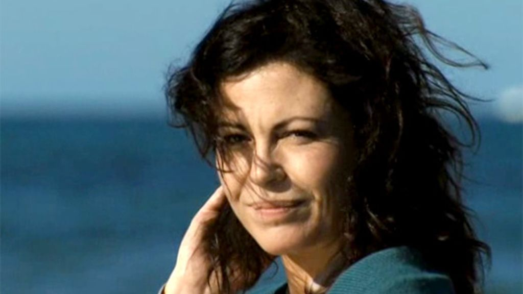 Sandra muere junto al mar