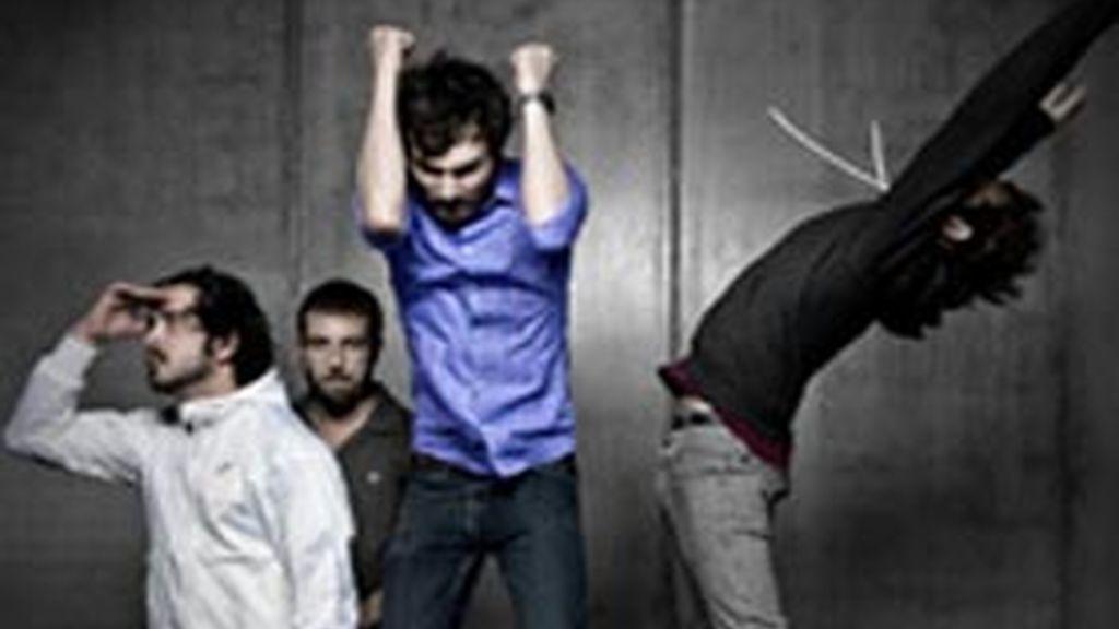 Mendetz, uno de los grupos que intentarán dar la vuelta al mundo el miércoles 24 de marzo.