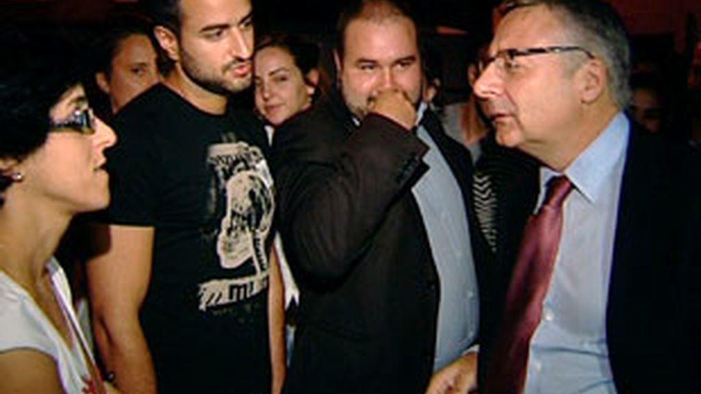Blanco alcanzó un acuerdo con los sindicatos para fijar los servicios mínimos en la huelga general del 29 de septiembre. FOTO: EFE