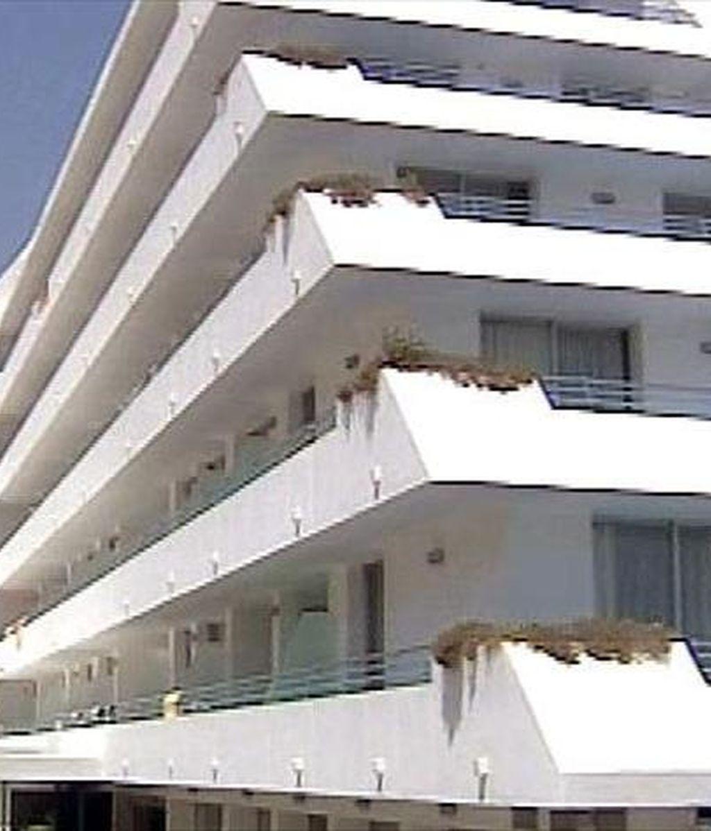 En la imagen, el hotel de Santa Susanna, en Barcelona. EFE/Archivo