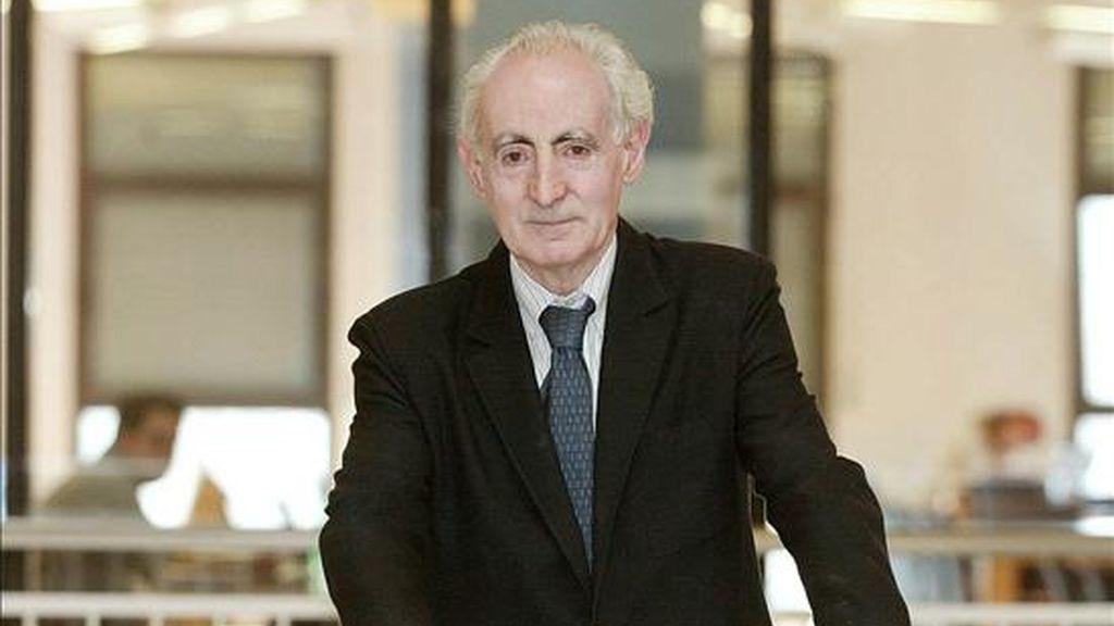 El medievalista y académico Julio Valdeón Baruque, maestro de historiadores, ha fallecido esta tarde a los 72 años de edad en la ciudad de Valladolid. EFE/Archivo