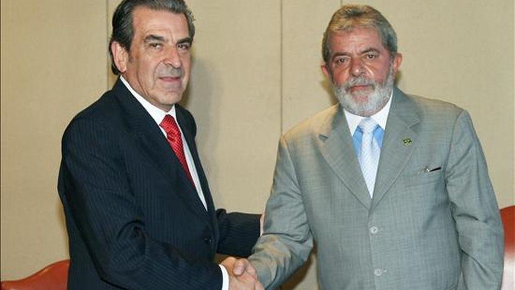 El ex presidente chileno Eduardo Frei. EFE/Archivo