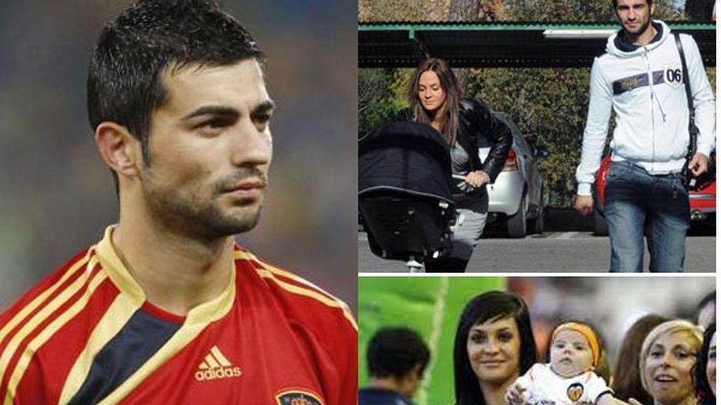 Raúl Albiol es padre de una niña