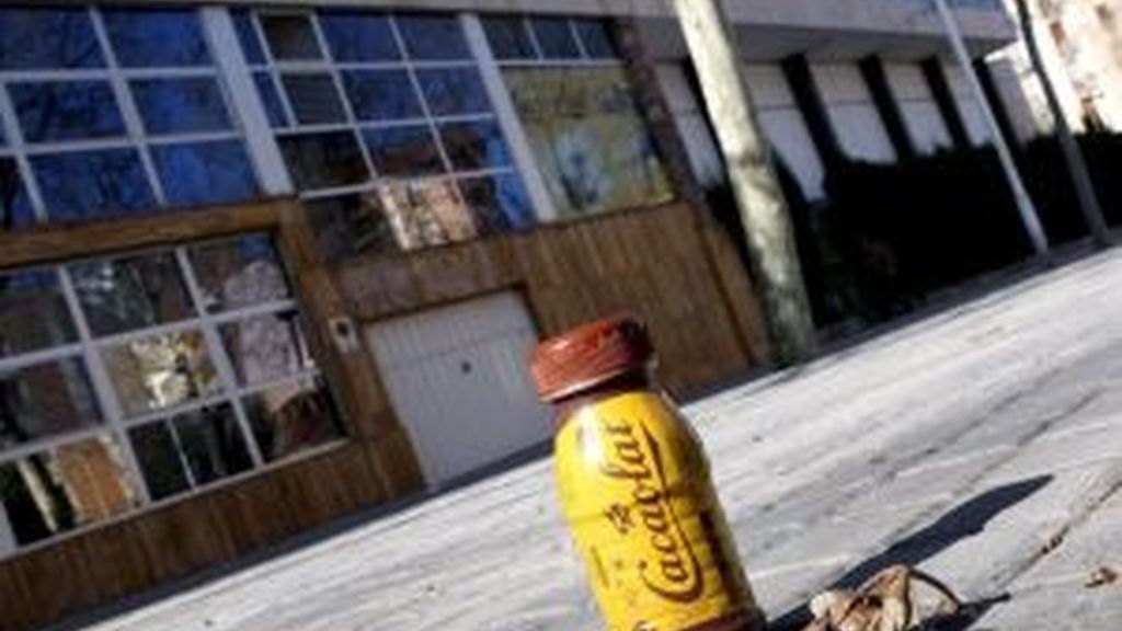 Cacaolat, ¿sola ante el peligro? Foto: EFE