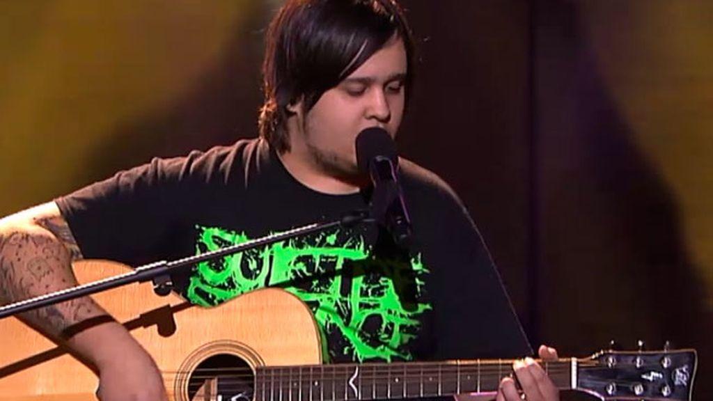 Diego G., de 23 años