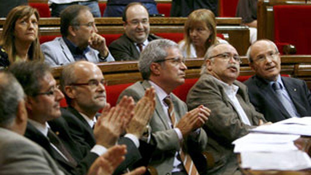 El Parlament Catalán ha aprobado la prohibición de los toros. Foto: EFE