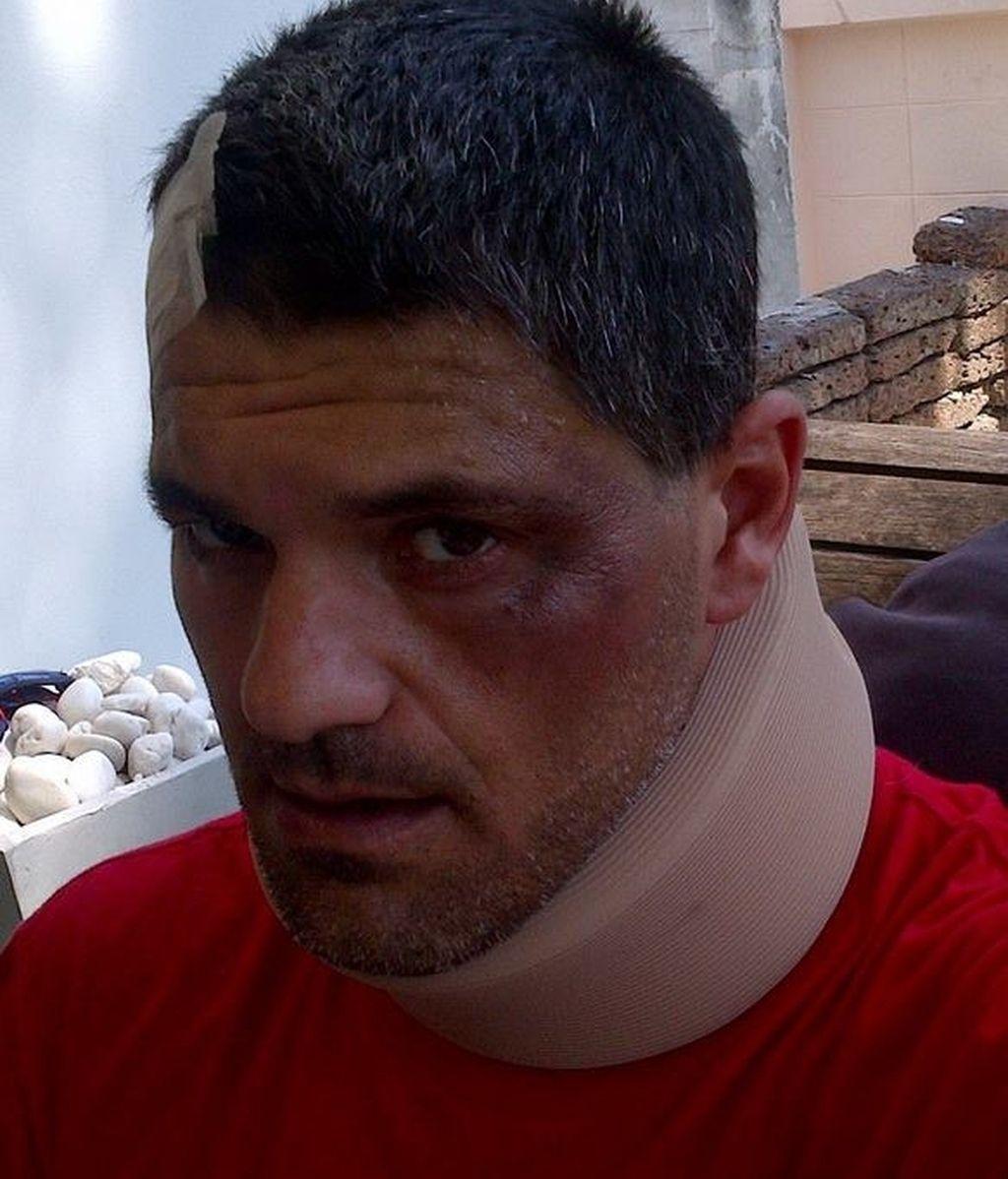 Frank de la Jungla sufre un accidente en helicóptero