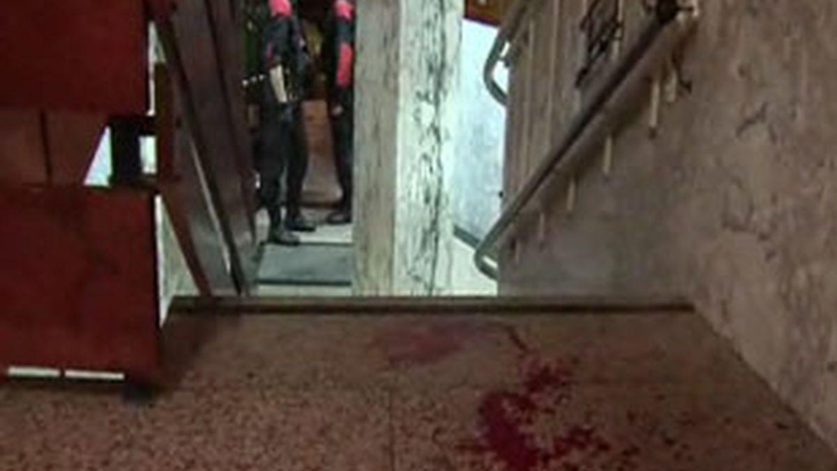 Una mujer de 25 años fallece a manos de su ex pareja en Barakaldo.