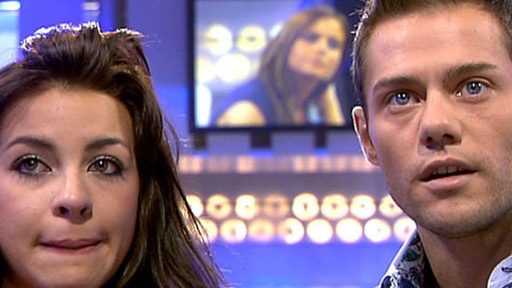Elena se va y Arantxa se lo piensa