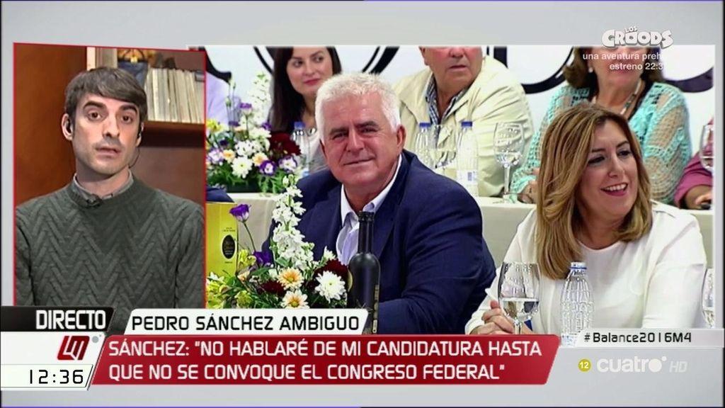 Las tres hipótesis de Pablo Simón sobre el futuro del PSOE