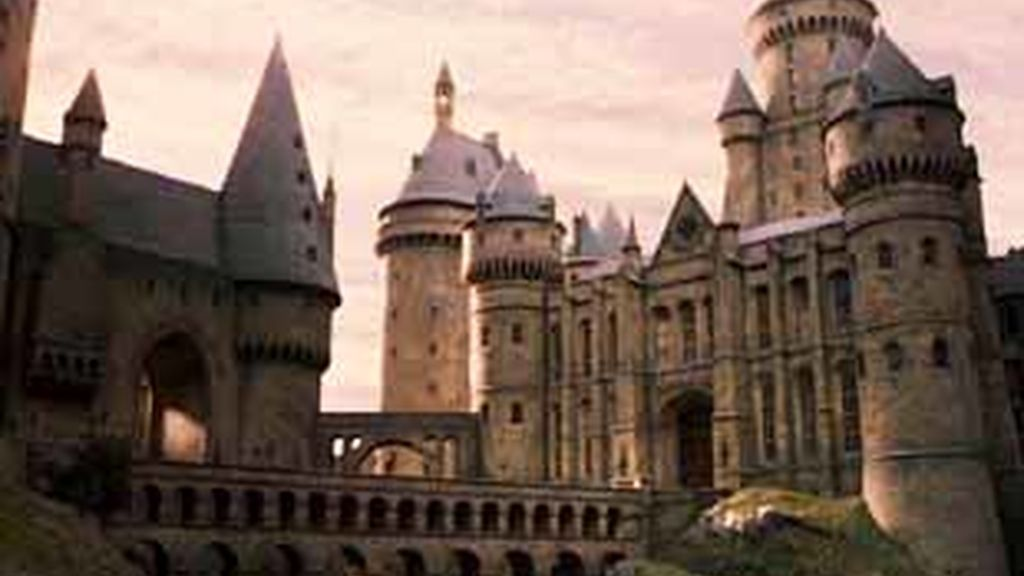 El castillo de Hogwarts es el principal escenario de la saga 'Harry Potter'.