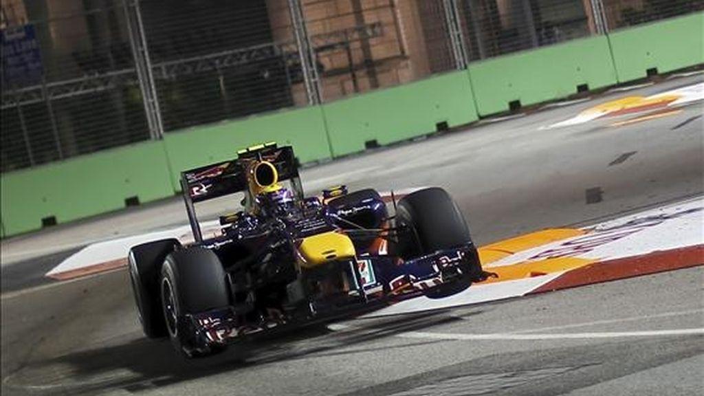 GP de Singapur: Prohibido cometer errores