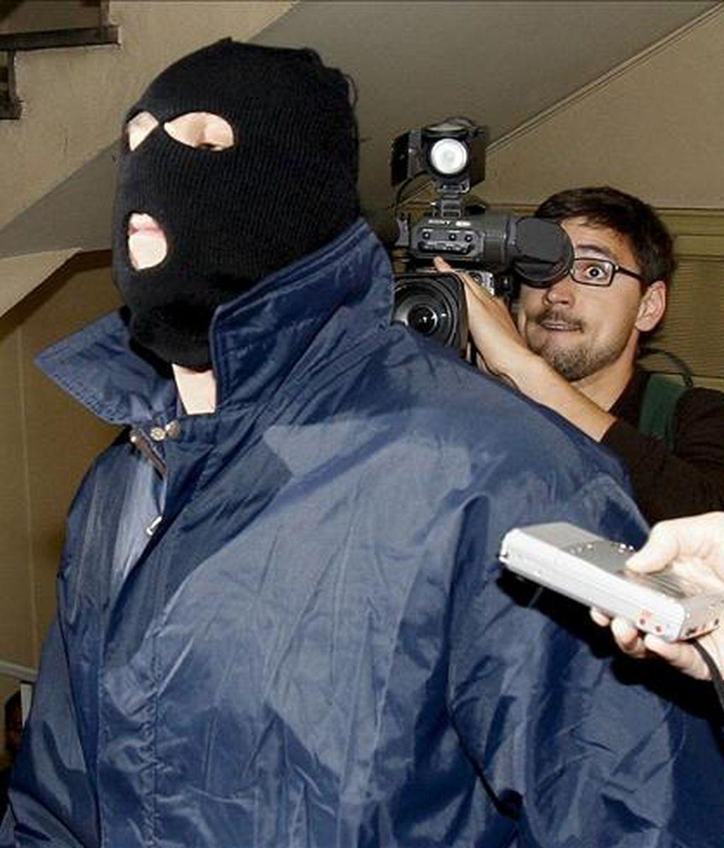 """El presunto """"segundo violador del Eixample"""", Alejandro Martinez Singul. EFE/Archivo"""