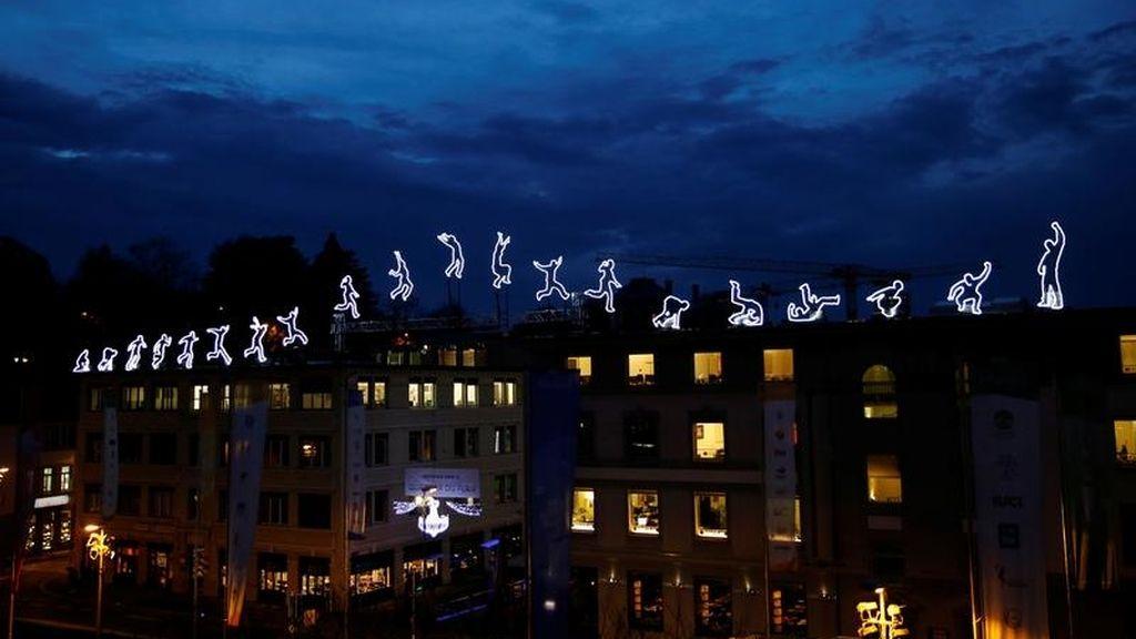 Iluminación en Suiza