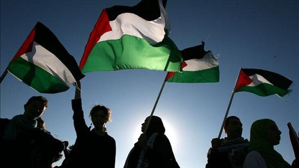 Con 300.000 residentes, Chile es el país que alberga a la mayor comunidad palestina fuera del mundo árabe. EFE/Archivo