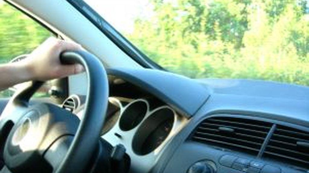 volante, coche, coches, conductores,