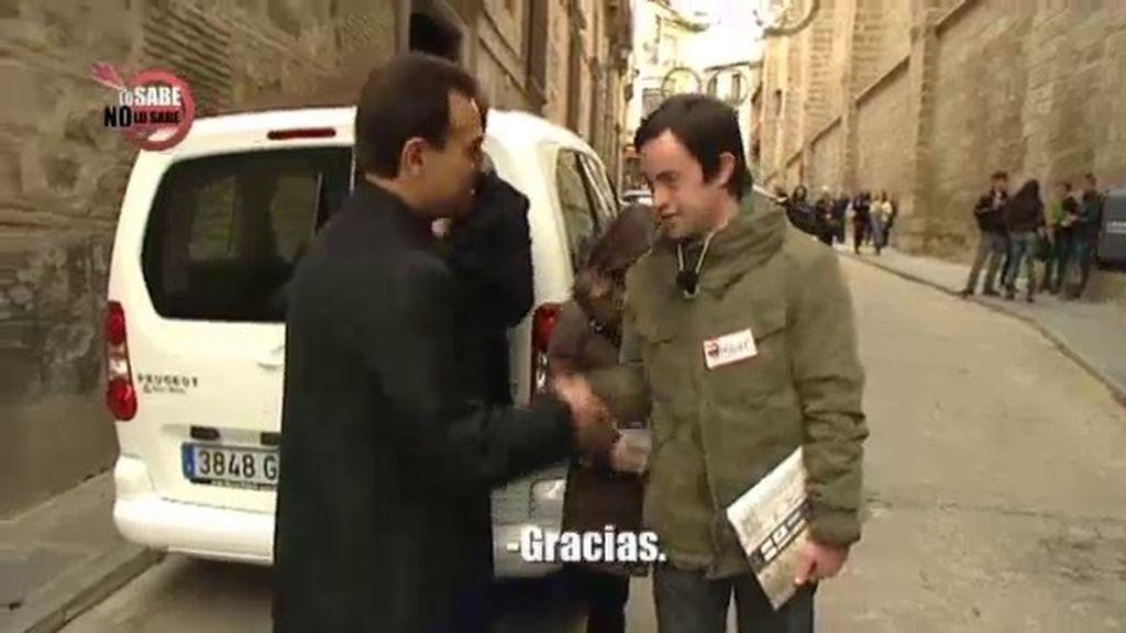 El gospel lleva a Miguel y Lucía hasta los 600 euros