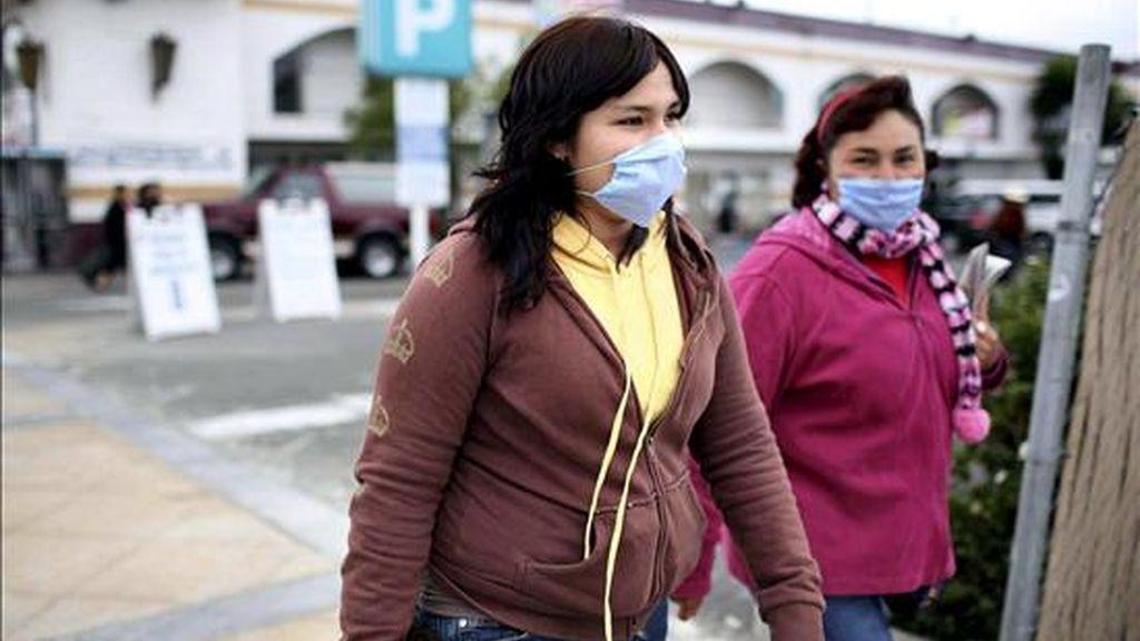 Hasta la fecha, Carolina del Norte ha registrado 125 casos confirmados de la gripe A, según cifras del Centro para el Control y Prevención de Enfermedades (CDC) de EE.UU.. EFE/Archivo