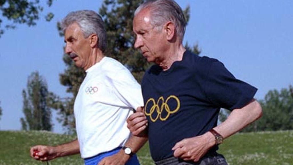 Nació el año en que se recuperaban los Juegos Olímpicos